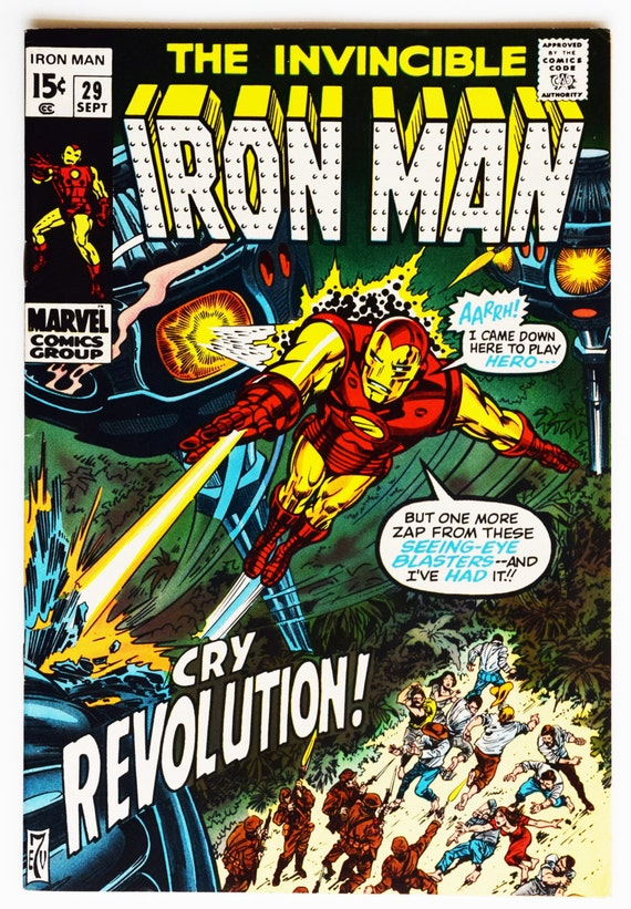 Pics For > Marvel Comic Strips Iron Man