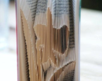 "Book Folding Pattern "" Daffodil"""