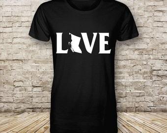 british columbia shirt, british columbia love shirt, british columbia canada, british columbia tshirt, british columbia tees, home t, map