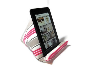 Tablet Stand - Deck Chair -  iPad Stand Kindle Stand e reader - gift idea under 10