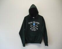Green Mountain Boys - Vermont Hooded Sweatshirt - Hoodie - Ethan Allen & Seth Warner