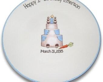 Peter Rabbit Inspired Birthday Signature Platter