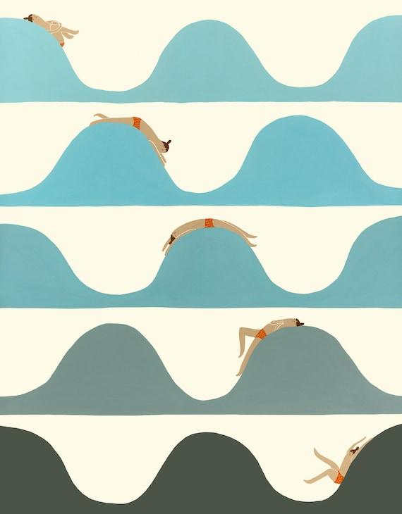Art Print - Flow