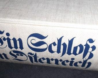 German Franz Tumler Book