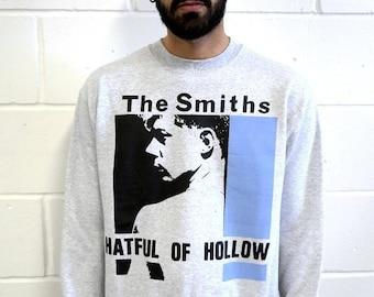 The Smiths Hatful Of Hollow Grey Sweatshirt