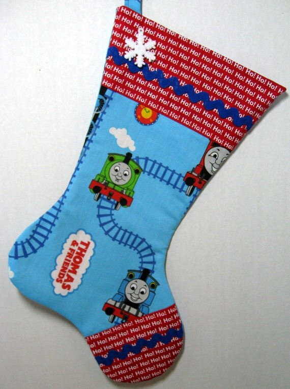 Thomas The Tank Engine Stocking 6