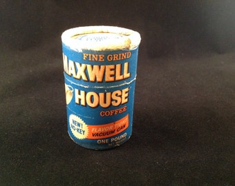 Maxwell House Coffee Promotional Matches