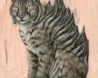 Mountain Bobcat PRINT