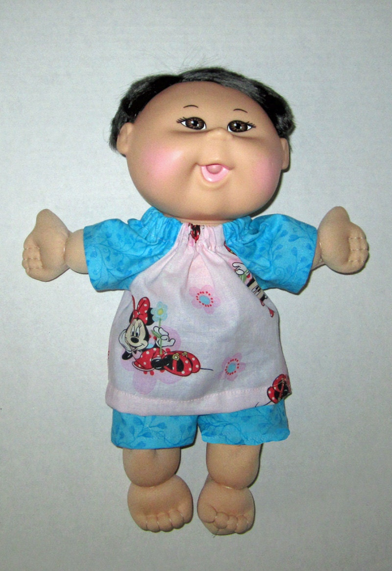 cabbage patch naptime babyland doll clothes by dakocreations