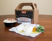 Burrata & Mascarpone DIY Cheese Kit- 8 batches