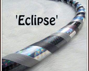 Custom Travel Hula Hoop 'ECLIPSE' - Made in Any Size & Tubing!