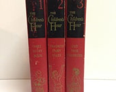 The Children's Hour Book Set, Red Book Collection