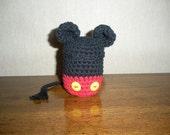 Stocking Stuffer Gumdrop Mice--Mickey Inspired