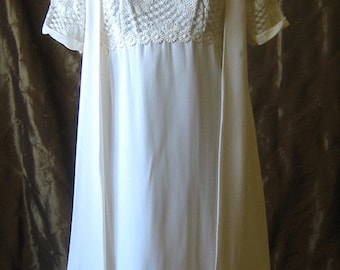 Mod Short Bridal Dress