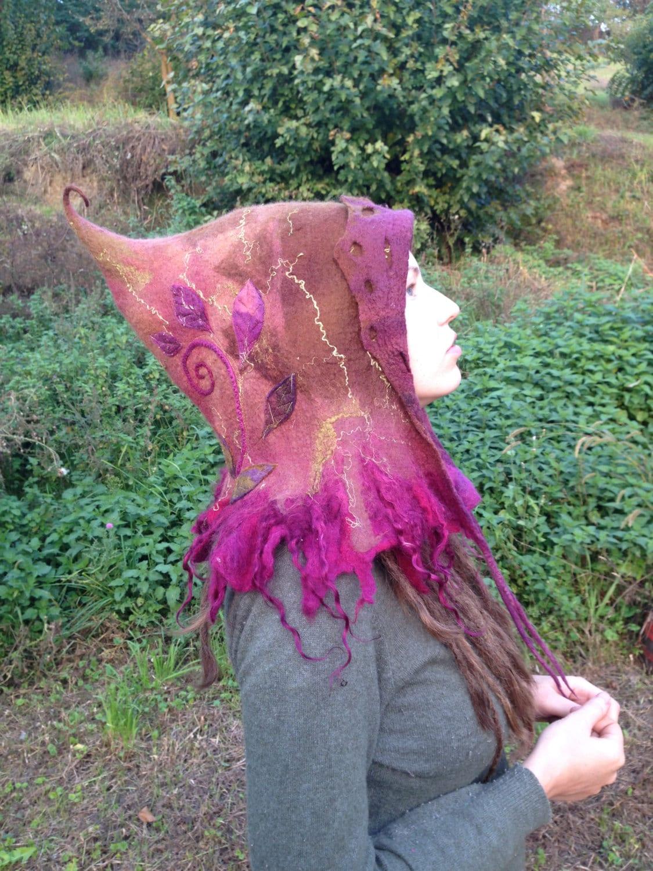 feutre aqua spectrum - La compagnie des Elfes
