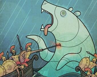 Bitcoin Bear Whale