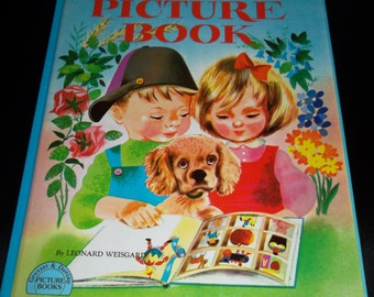 My First Picture Book Grosset & Dunlap 1982