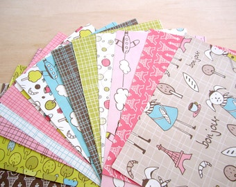 Paper Scrap Pack - Designer Studio Scraps