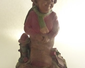 Vintage Cairn Studio Tom Clark Gnome  Noel