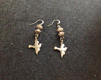 Flying Doves Earrings