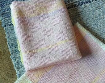 Hand Towel, Kitchen Towel, Handwoven Cotton