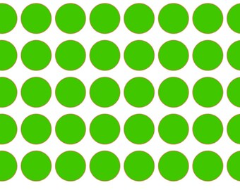 50 1 inch Polka-Dot vinyl Dots