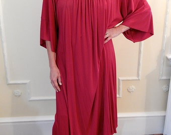 Vintage 1970s Disco Queen Dress Designed by Larry Le Gaspi,  - Price Reduced -