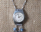 Watch Necklace- A Timely Piece