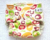 Newborn Wool  Diaper Cover with Organic Cotton