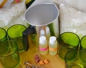 Make Your Own Soy Candles with our Twilight Candle Shop Kit, complete DIY instructions included