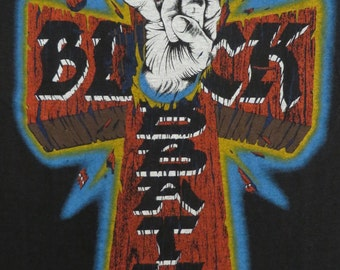BLACK SABBATH 1981 tour TSHIRT