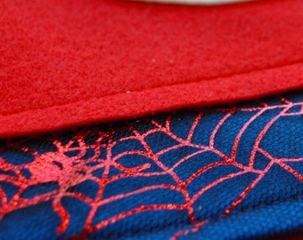 Red Spider Satin Special Edition Superhero Cape, ages 8 to 99