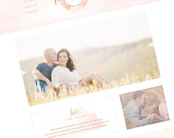 Photography Website Design - Wordpress Website Design. Custom Web Design. Photographer Portfolio Web. Custom Wordpress Web and Blog Design.