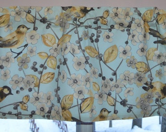 Kitchen Curtains bird kitchen curtains : Bird curtains | Etsy