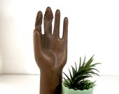 Copper Hand Glove Mold