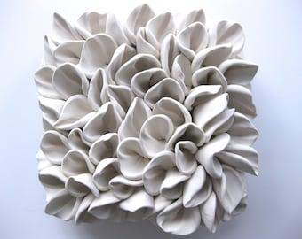 Sea Fan Clay Wall Tile