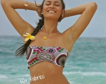 Waimea: REVERSIBLE brazilian bikini bottoms - Create Your Own