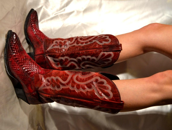 Vintage Womens Boots 18