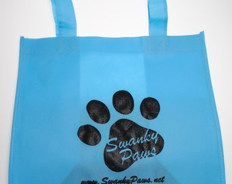 Swanky Paws Re-usable Tote Bag