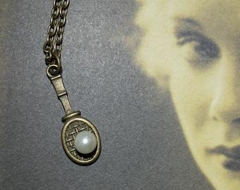 Tennis Necklace, Tennis Racket Charm, Tennis Racket Necklace, Wimbledon Necklace, Tennis Lover Jewelry, Tennis Player Gift, Tennis Jewelry