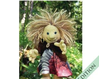 Crochet Forest Troll - Pattern