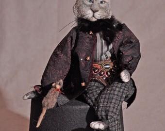 Mr. Catslitter and Nip