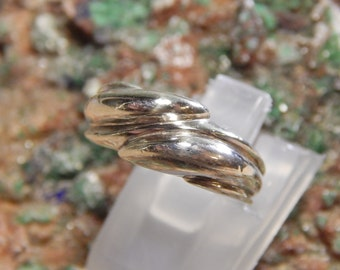 Sterling Band Ring