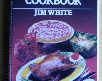 Vintage Cookbook - The Toronto Star Cookbook  - Jim White - Spiral-Bound Soft Cover - McClelland and Stewart, 1983