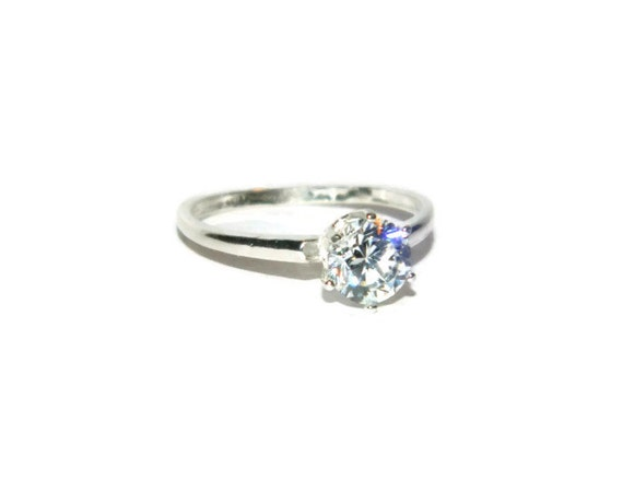 1 carat promise ring purity ring anniversary ring low