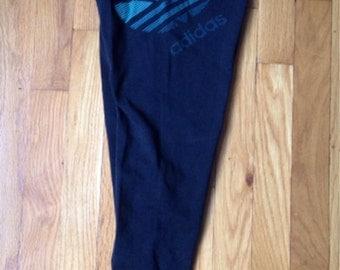 vintage adidas leggings mens size medium deadstock NWT 1988 olympics made in USA
