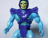 Vintage 1981 He-Man (MOTU) Half Boots Skeletor Complete C8