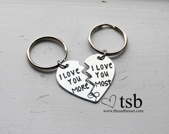 I love you the most | Etsy