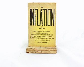 The Inflation of Nations By John Archer