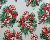 FIVE Different Christmas Paper Wallpaper Digital Images for ONE Price SAVES you 10 Dollars
